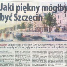 głos szczeciński - local newspaper