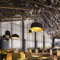 galeria kiekrz - restaurant - insomia architekci