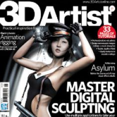 3dartist - issue 21 - imagine publishing
