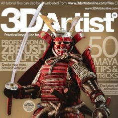 3DARTIST - ISSUE 58 - imagine publishing