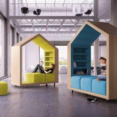 tree house modular furniture - dymitr malcew