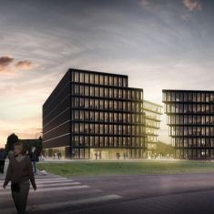 office building - JEMS Architekci