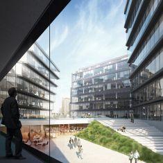office building - JEMS Architekci