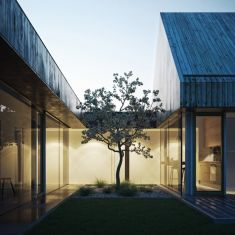 barn house - by mimostudio