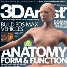 3DARTIST - ISSUE 71 - imagine publishing