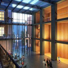 music school - for BBGK Architekci