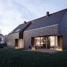 brick house - by mimostudio
