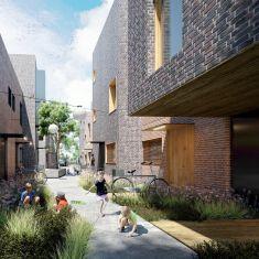 suburban alley - for insomia architekci