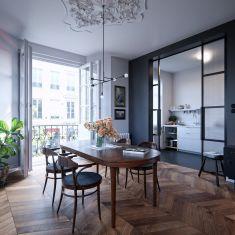 rue de rivoli - by mimostudio
