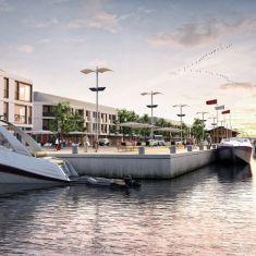 gryfino waterfront - karol nieradka /maxberg.pl/