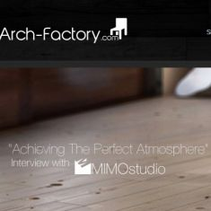 ARCH-FACTORY interview - www.arch-factory.com