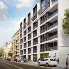 przemysłowa apartments - insomia architekci