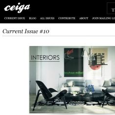 ceiga magazine - issue 10 - ceiga.co.uk