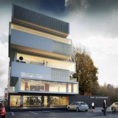 grunwald office - insomia architekci