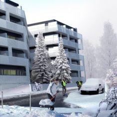 Słowiańska - insomia architekci