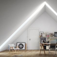 attic office - inspired by Studio pha
