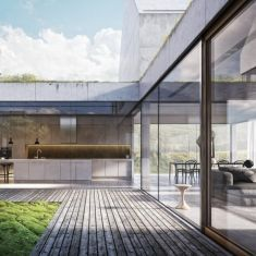 grid house - by mimostudio