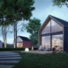 guest house - for EcoReadyHouse